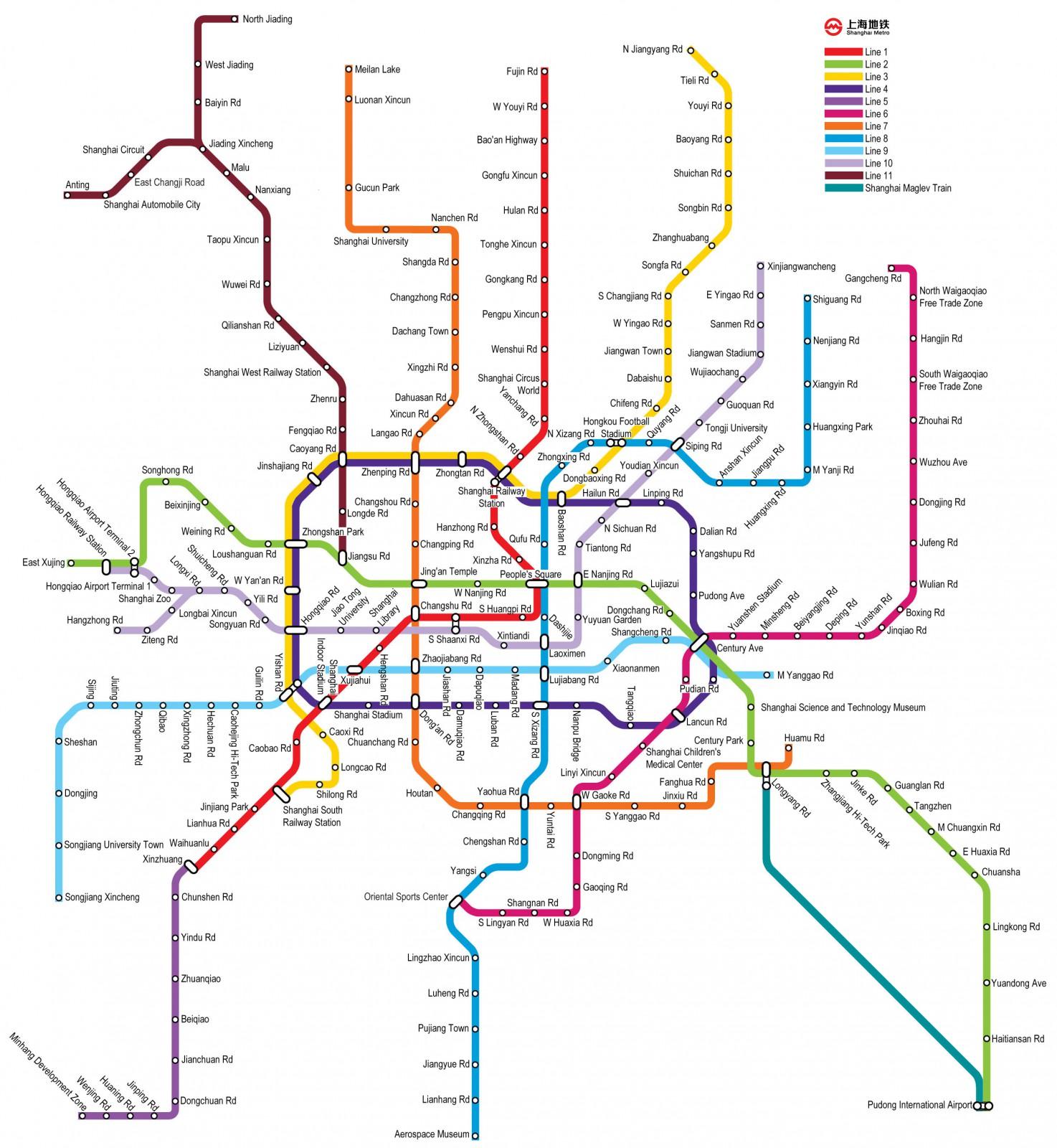 Метро москвы в 2016 году: новые станции и план развития.