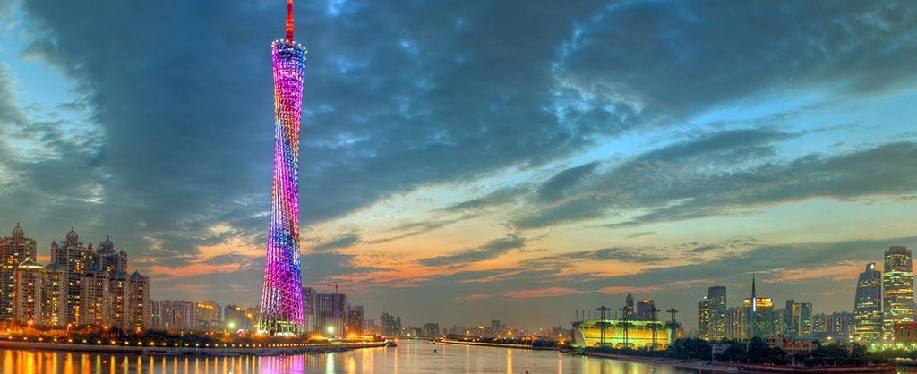Районы Гуанчжоу: Где лучше жить? Где центр Гуанчжоу? China Expro