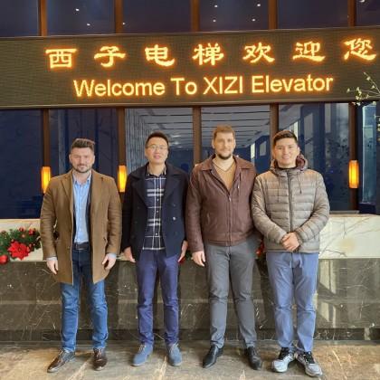 Перевод на заводе лифтов и эскалаторов