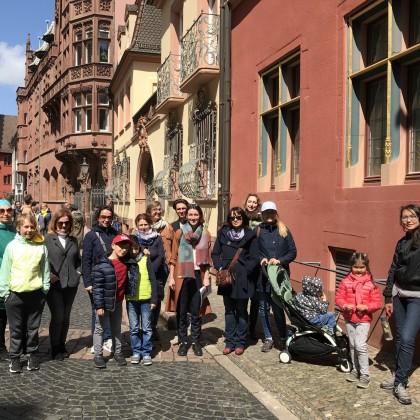 Экскурсия во Фрайбурге