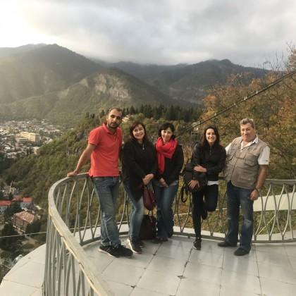 Экскурсия в Боржоми