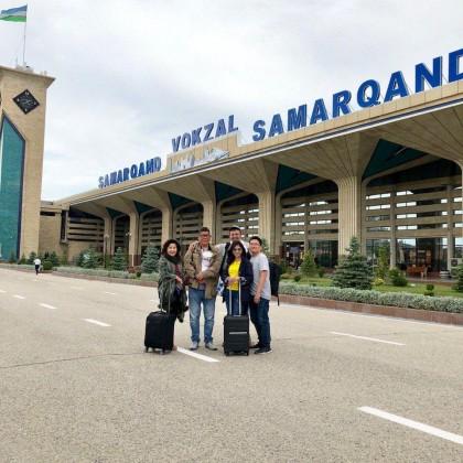 Экскурсия Самарканд - жемчужина Востока