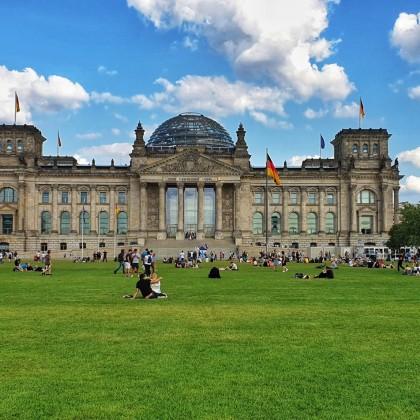 Экскурсия в Берлине