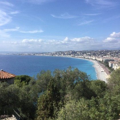 Экскурсия в Ницце, Франция