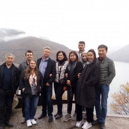 Экскурсия в Казбеге