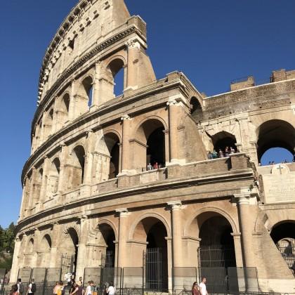 Экскурсия в Ватикане, Колизей