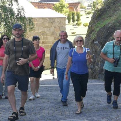 Экскурсия в Ахалцихской крепости Рабат