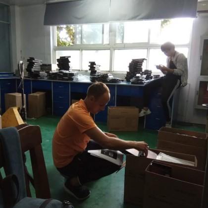 Проверка фабрики и инспекция товара