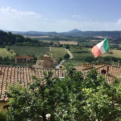 Экскурсия в Тоскане