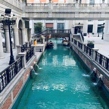Экскурсия по маленькой частичке Венеции в Шанхае